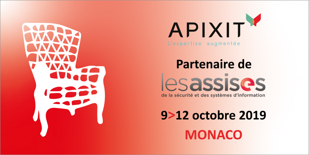 APIXIT-Les assises de la securite  2019